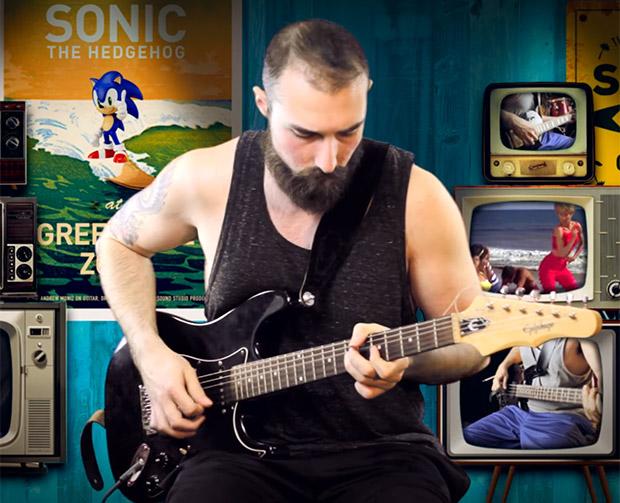 Sonic Surfing