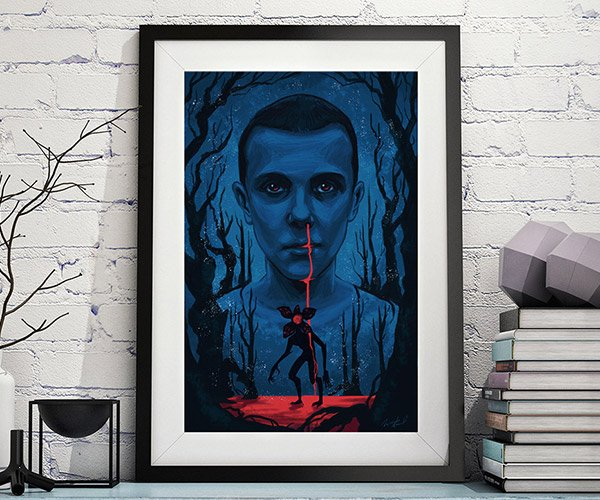 Deal: Stranger Things Poster