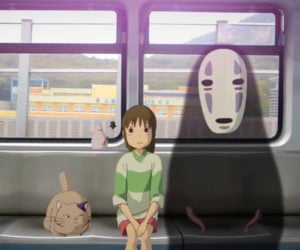 Studio Ghibli in Real Life