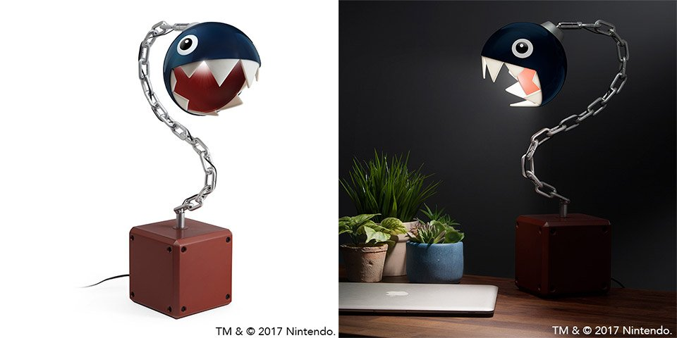 ThinkGeek Super Mario Bros. Lamps