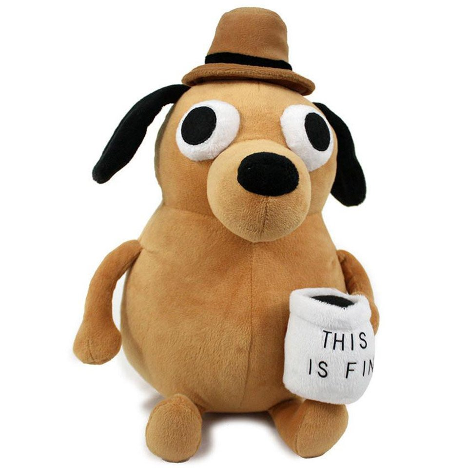 Dog And Cat Stuffed Animals
