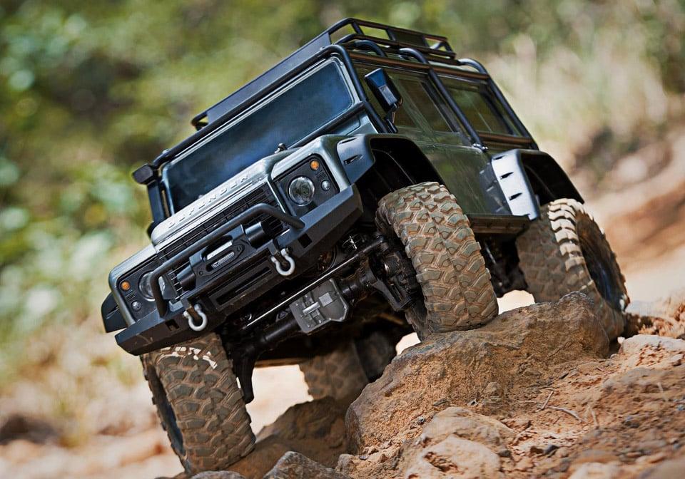 Traxxas R/C Land Rover Defender