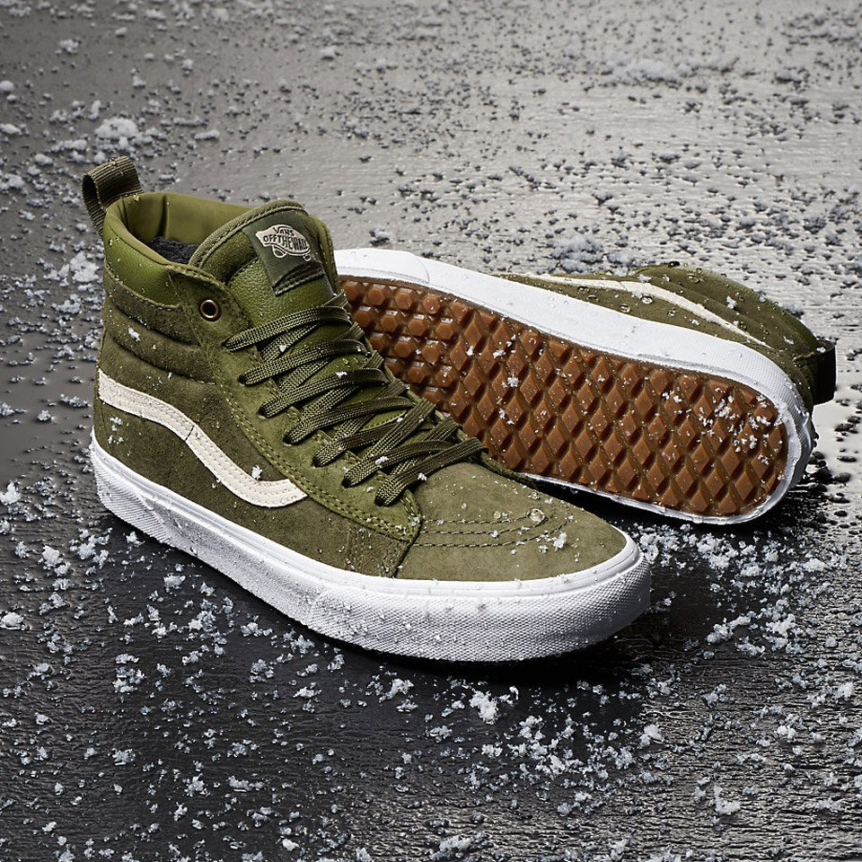 673c063a0f5636 Vans Made its Legendary SK8-Hi Winter Ready with the MTE Edition