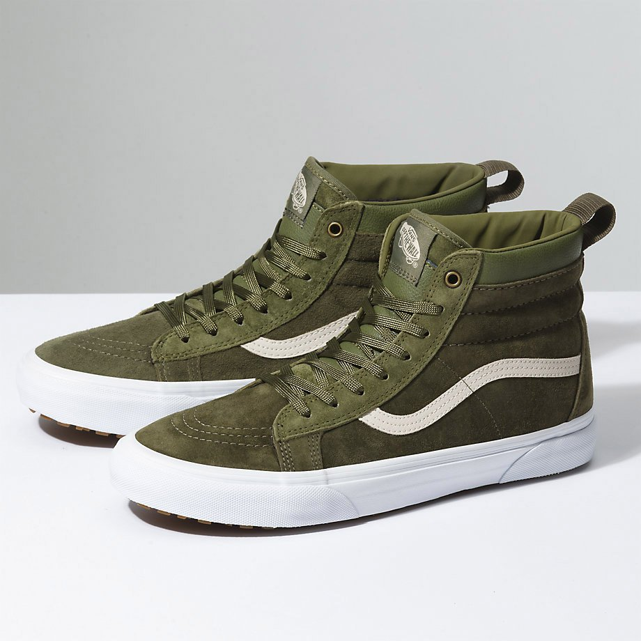 Vans Made its Legendary SK8-Hi Winter Ready with the MTE Edition
