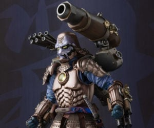 Samurai War Machine Action Figure