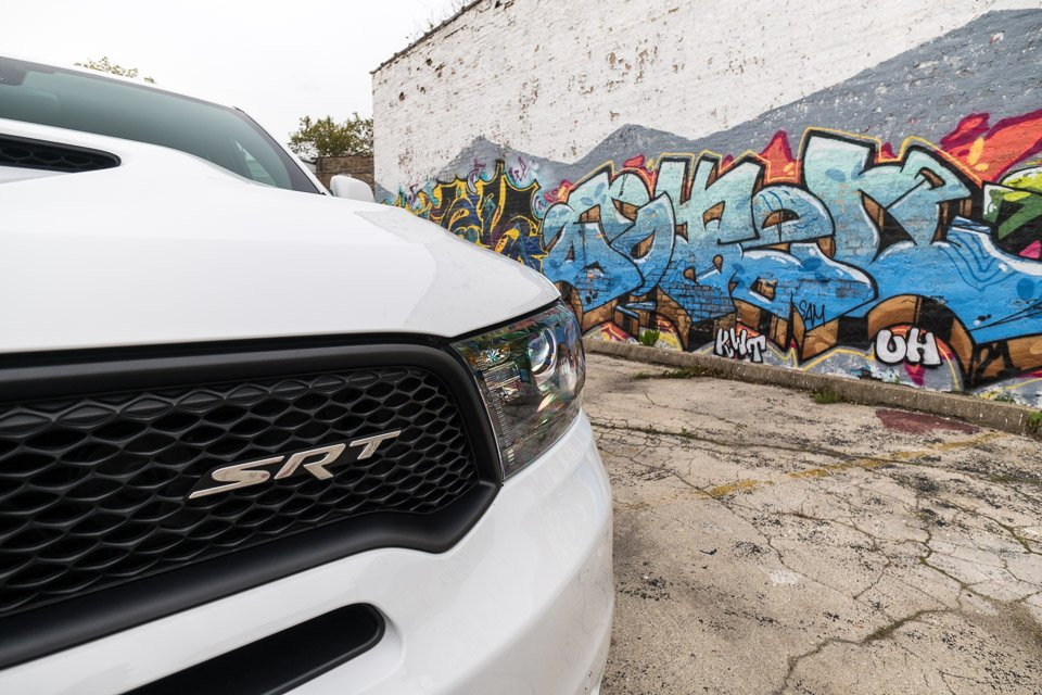 Driven: 2018 Dodge Durango SRT
