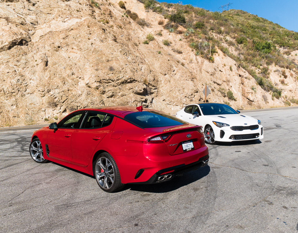 Driven: 2018 Kia Stinger GT
