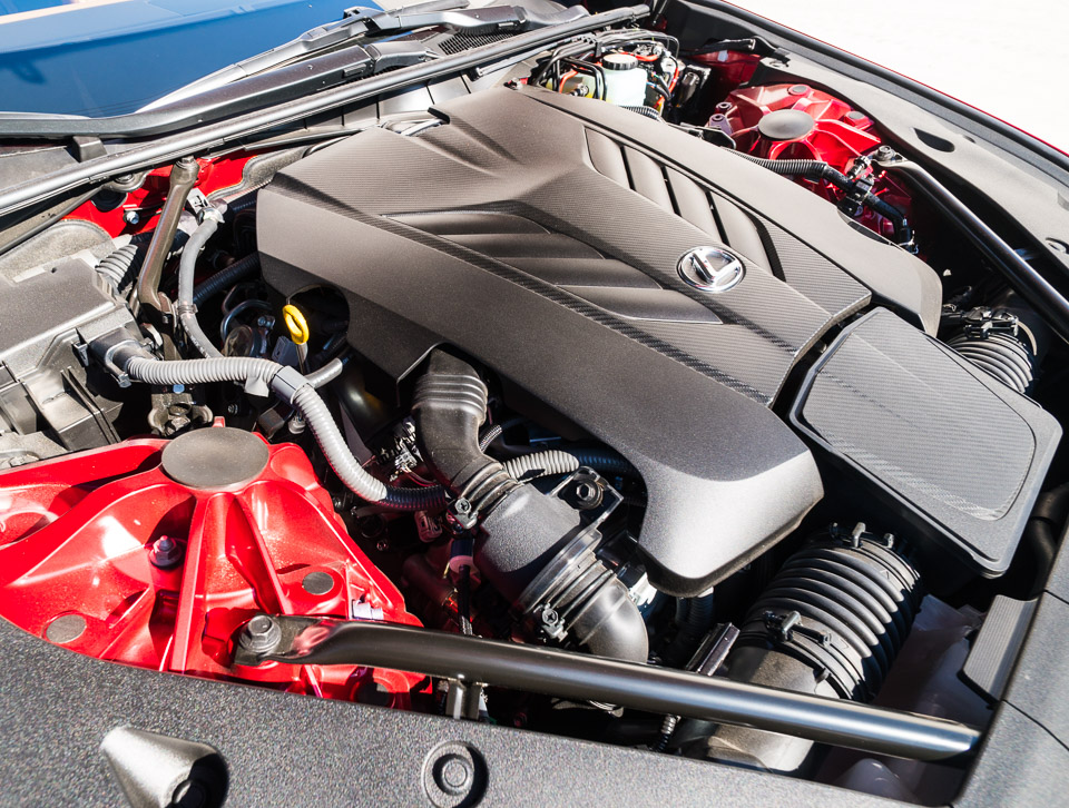 Driven: 2018 Lexus LC 500