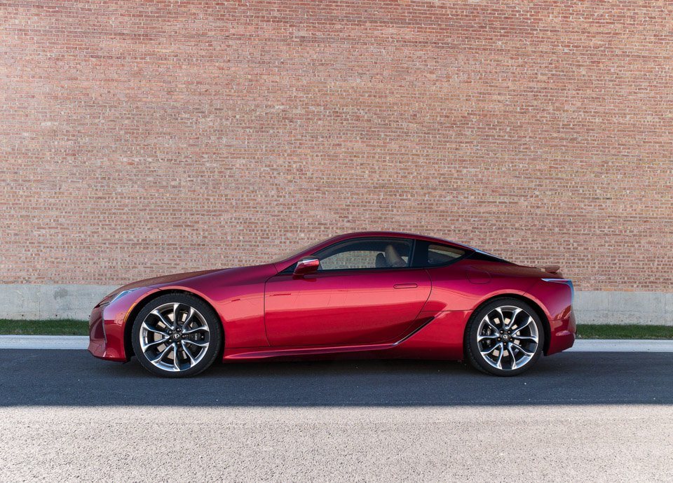 driven 2018 lexus lc 500 the awesomer. Black Bedroom Furniture Sets. Home Design Ideas