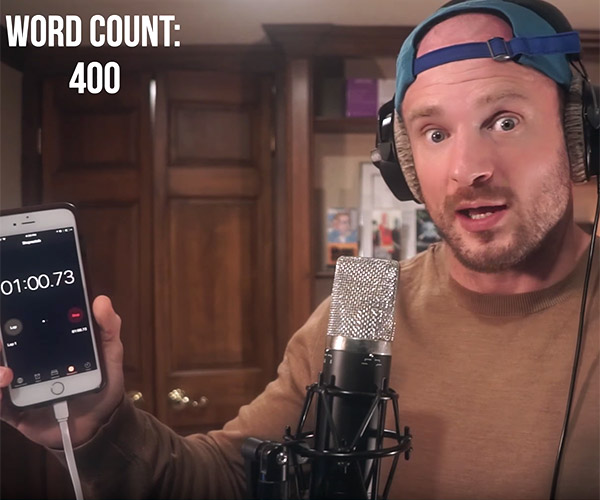 Mac Lethal: 400 Words, 1 Minute