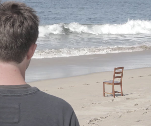 A Chair at the Beach
