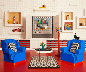 Airbnb LEGO House Promo