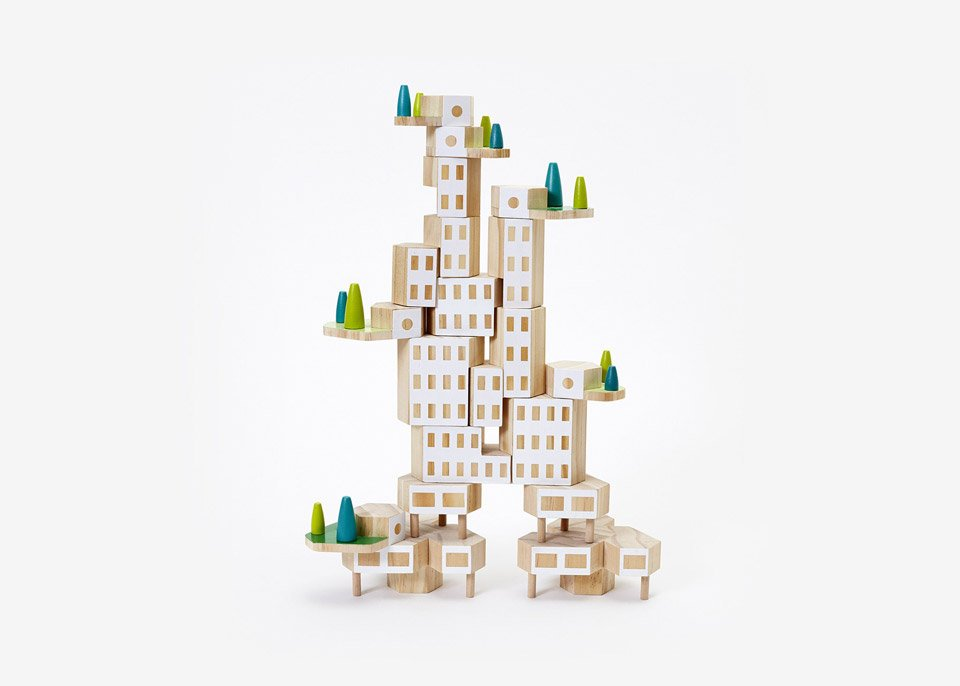 Blockitecture Building Blocks