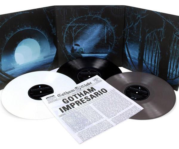 Batman Returns OST 3XLP