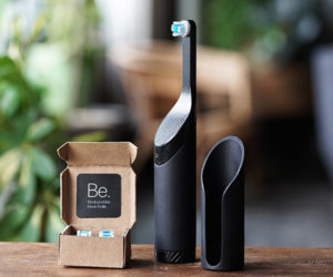 Be. Battery-free Kinetic Toothbrush