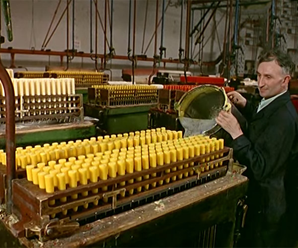 Candle Factory c. 1963