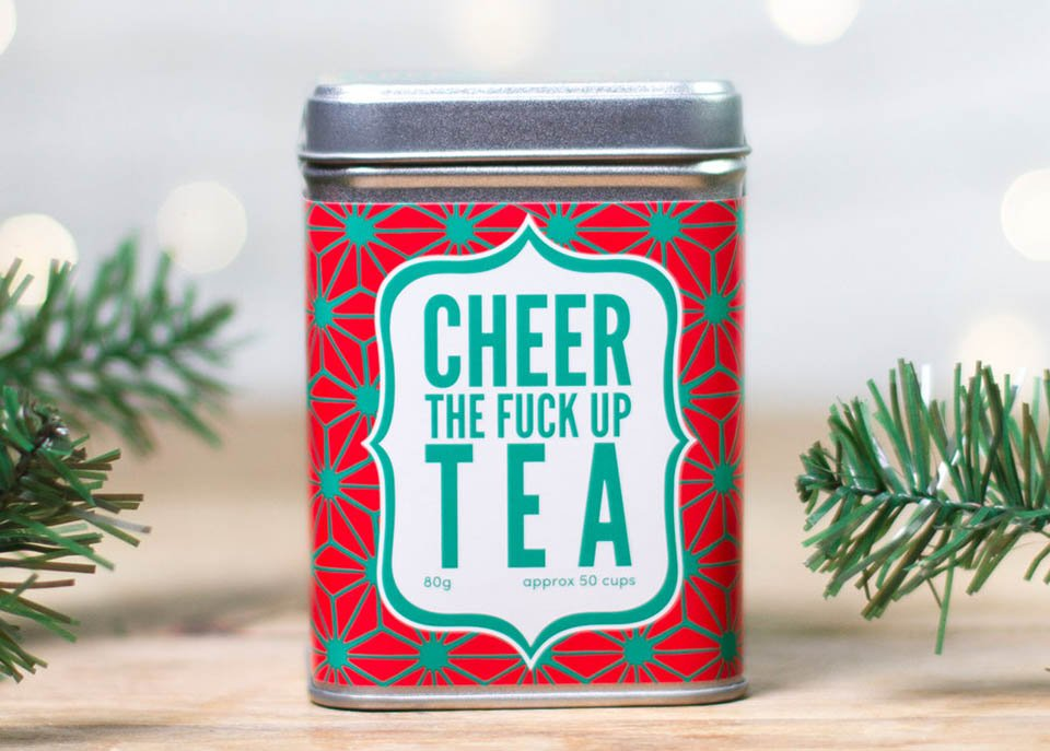 Cheer the F*ck Up Tea