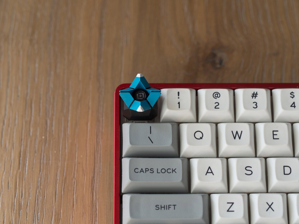 Clackeys 3D Printed Keycaps