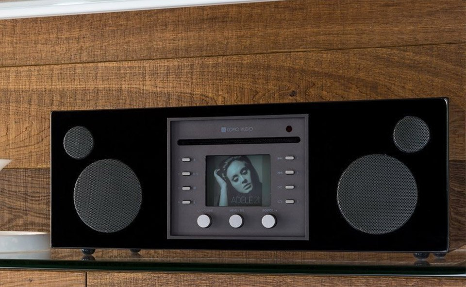 Como Musica Audio System