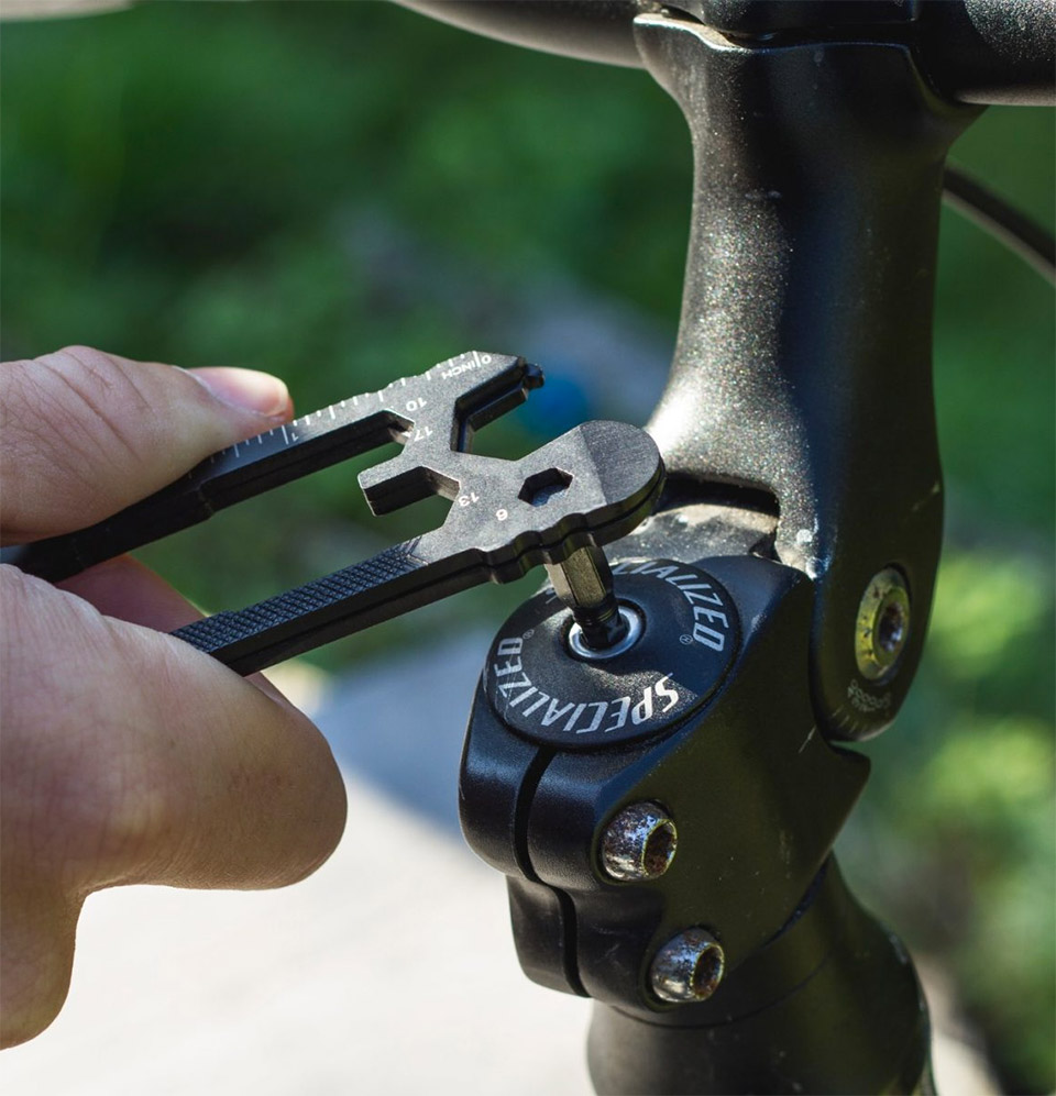 Cycle-On Multi Tool