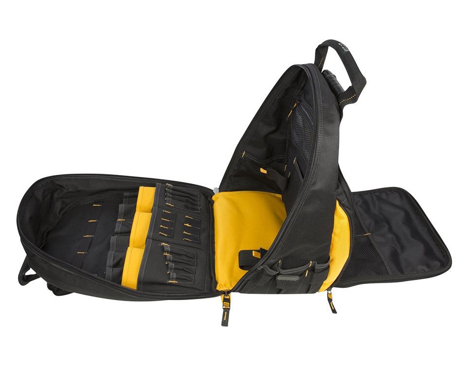 DEWALT Lighted Tool Backpack
