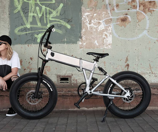 Enki Billy Electric Bicycle