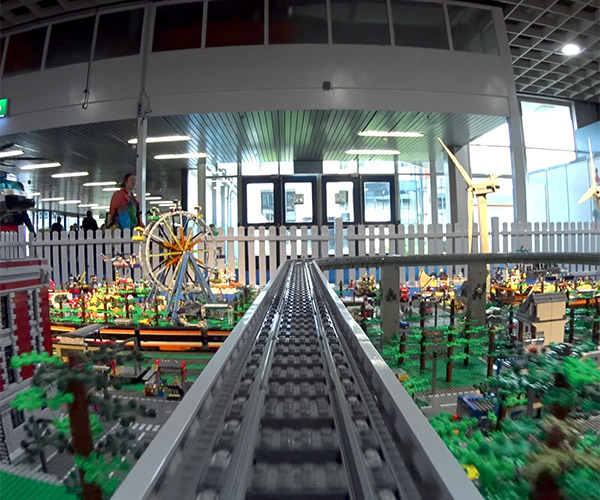 LEGO Train City