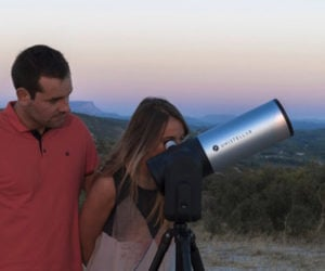 eVscope Portable Smart Telescope