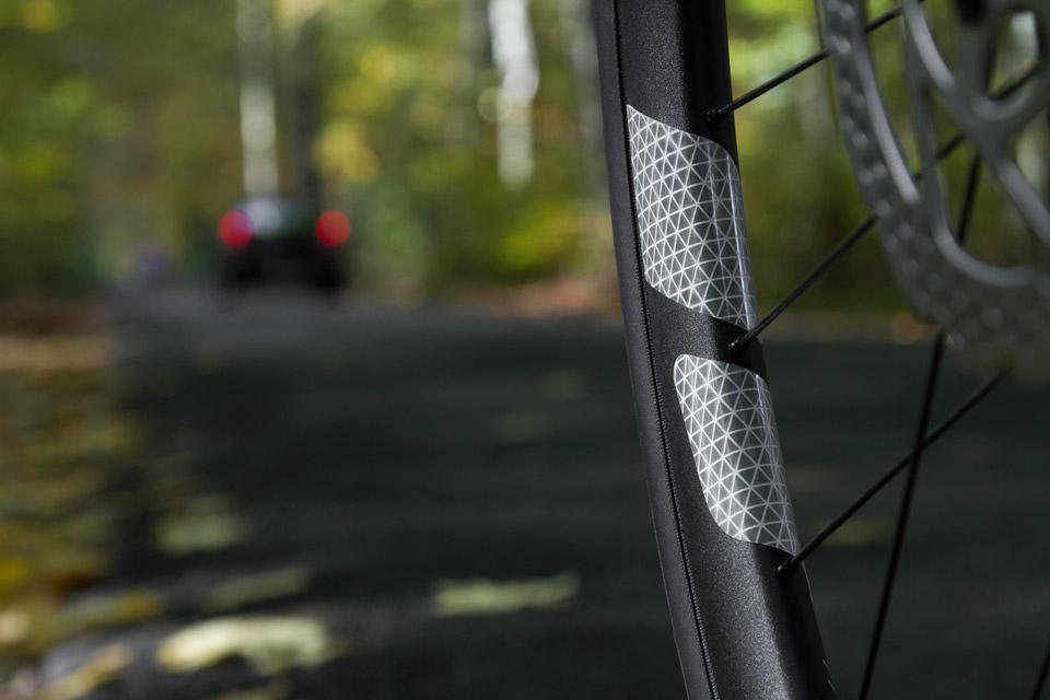 Flectr 360 Wheel Reflector