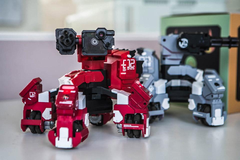 GEIO FPV RC Combat Robot