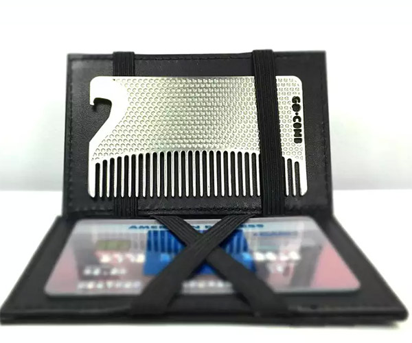Go-Comb Wallet Comb