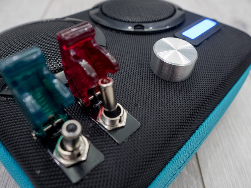 How to Make a Portable Speaker
