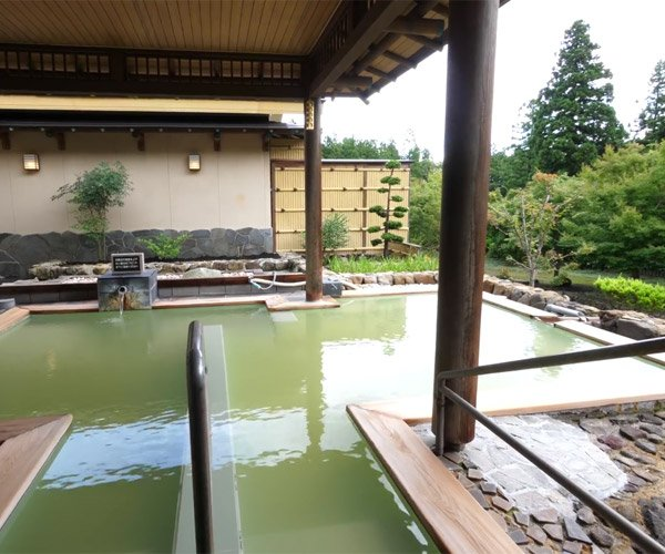 Japan's Love for Public Baths