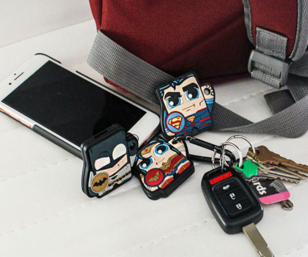 Deal: Justice League Trackers