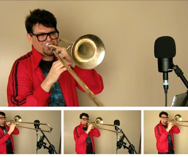 Karma Police: Trombone Cover