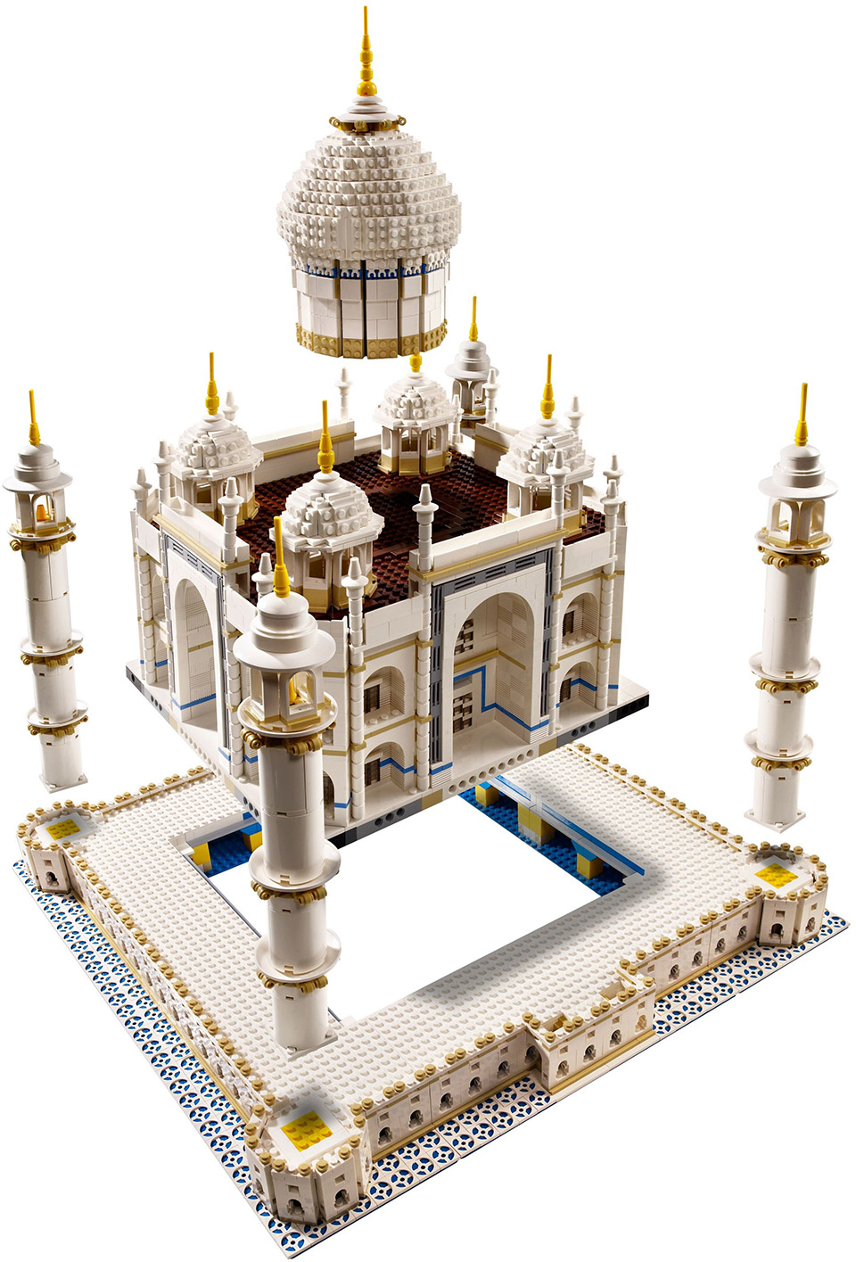 Lego Is Going To Rerelease Its Rare And Coveted Taj Mahal Set