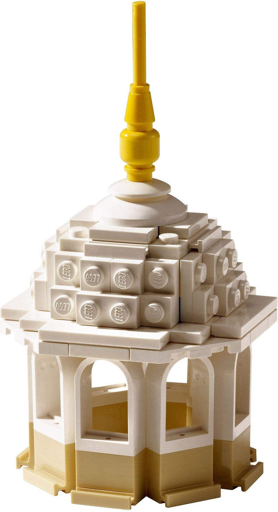 LEGO Creator Taj Mahal Rerelease
