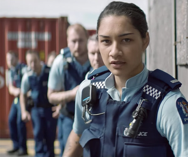 New Zealand Police Recruitment Ad
