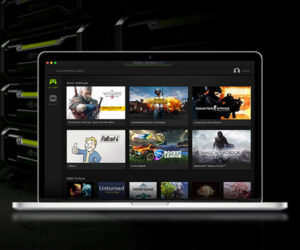 NVIDIA GeForce Now for Mac