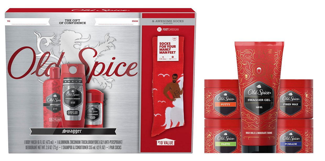Win: Old Spice Holiday Gift Pack