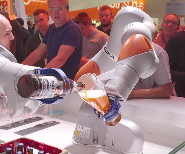 Robot Convention Highlight Reel