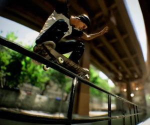 Session Skateboarding Game
