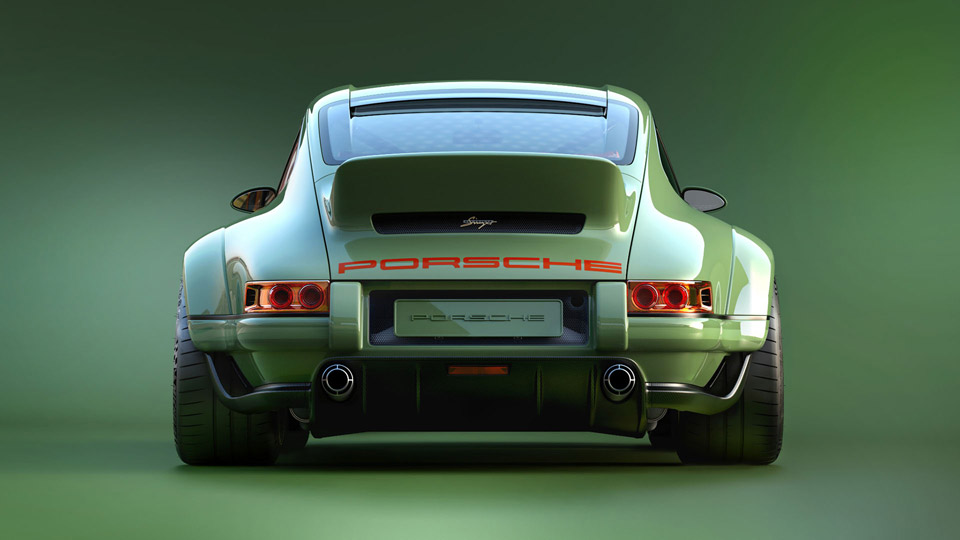 Singer Porsche 964 DLS