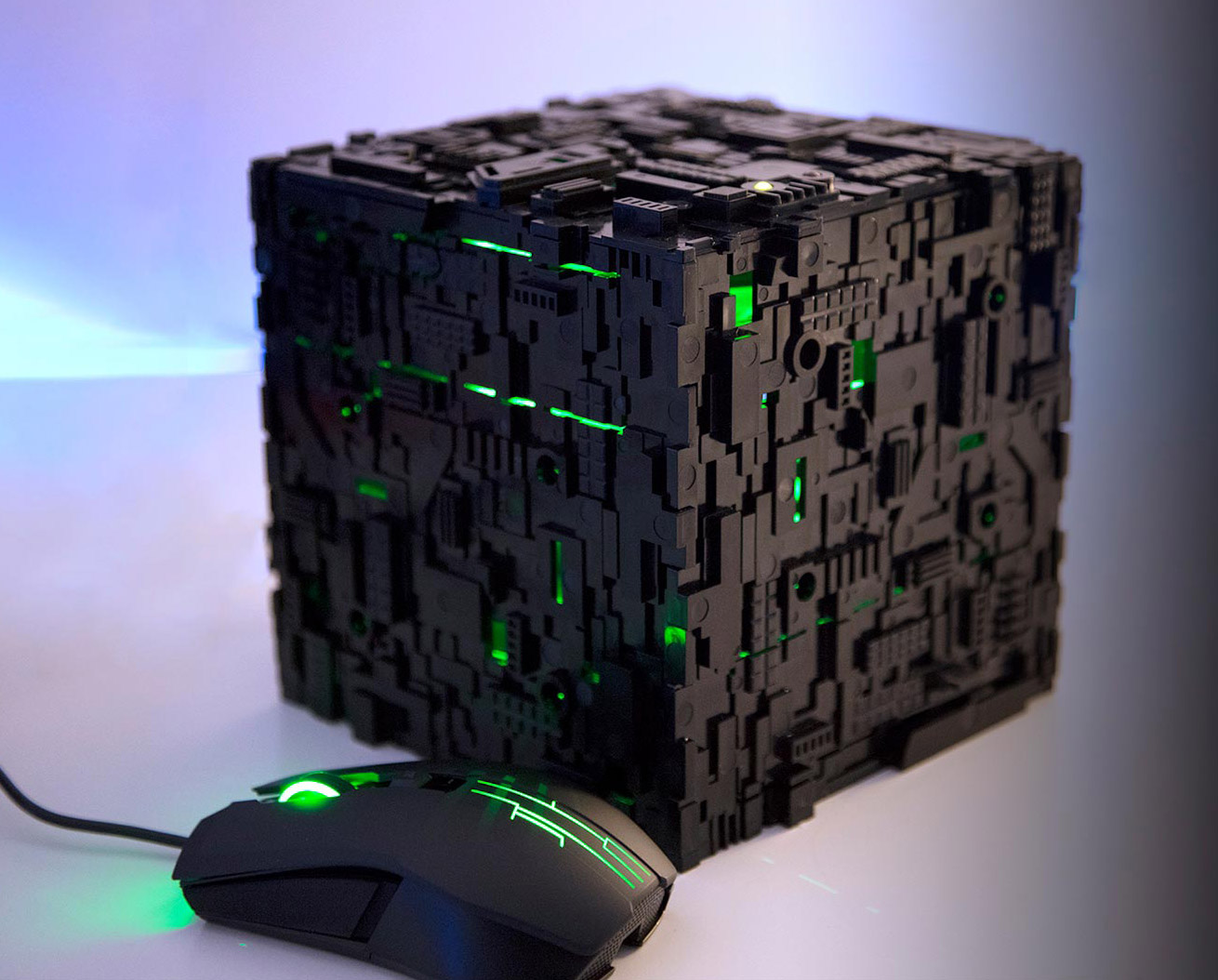 Star Trek Borg Cube PC