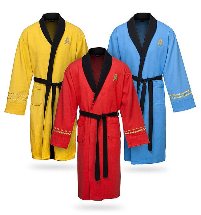 Star Trek Robes