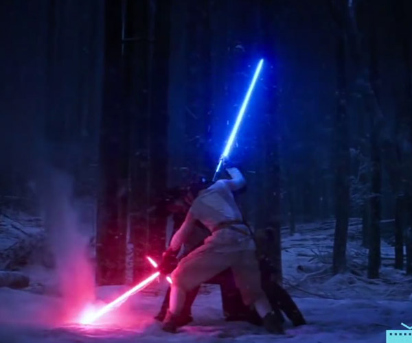 Check Out This Great Look At The Meanings Of Star Wars Lightsabers