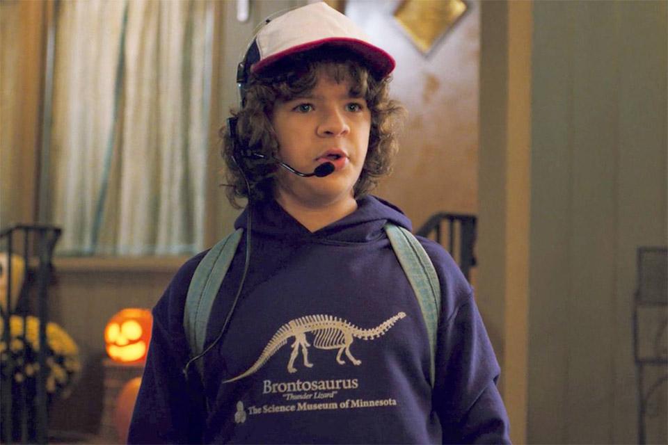 Stranger Things Brontosaurus Hoodie