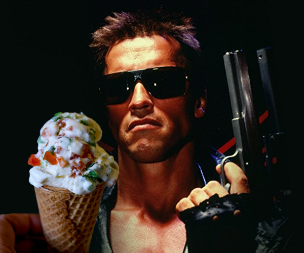 The Terminator: The Ice Cream