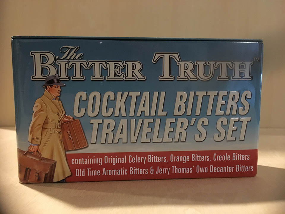 The Bitter Truth Pink Gin & Bitters
