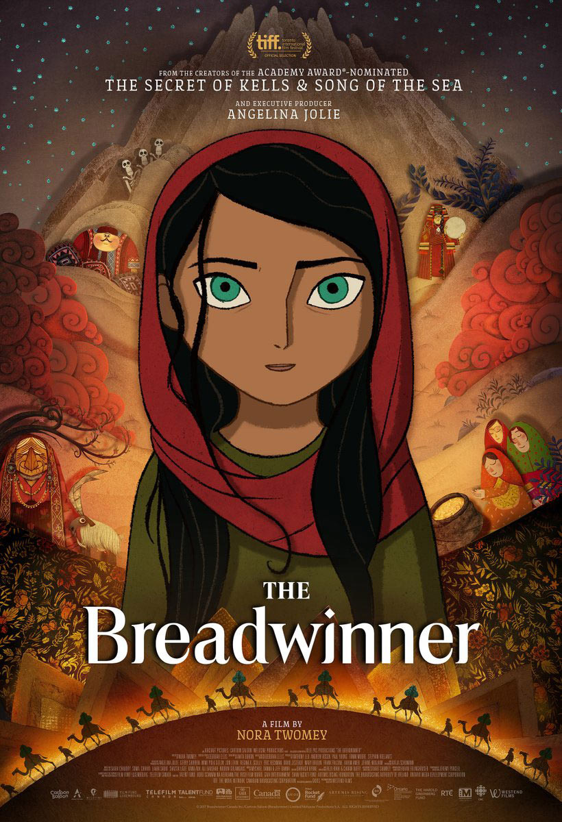 The Breadwinner (Trailer)